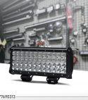 4 რიგიანი 144 ვატიანი LED განათების ბარი კომბინირებული სხივით